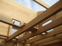 Деревянное перекрытие для дома